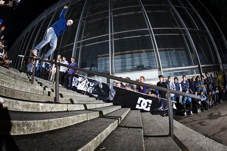 Леша Бобров - boardslide
