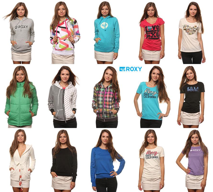 Roxy Оф Сайт Одежда