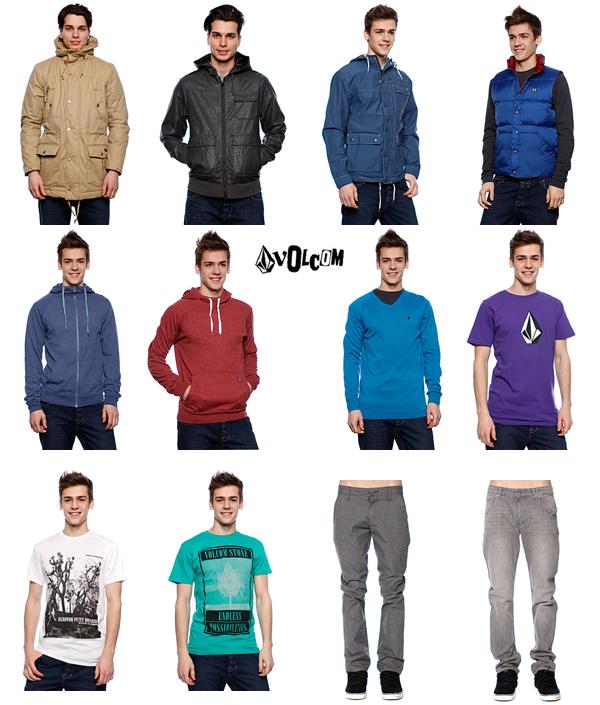 Volcom Одежда
