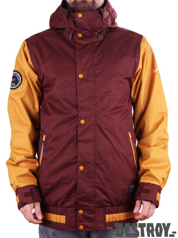 6567801b Сноубордические куртки NIKE ACTION SPORT имеют мембрану 10.000 мм и  специальную