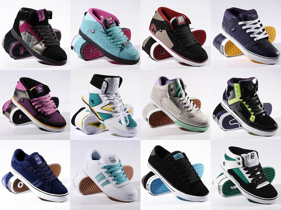 Фото модной спортивной обуви
